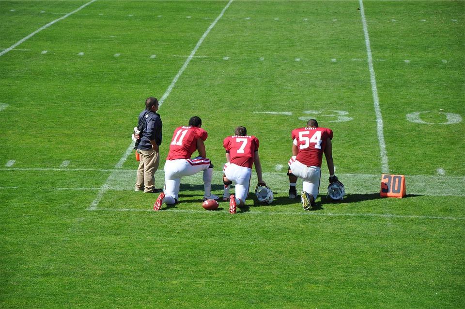football, field, sports