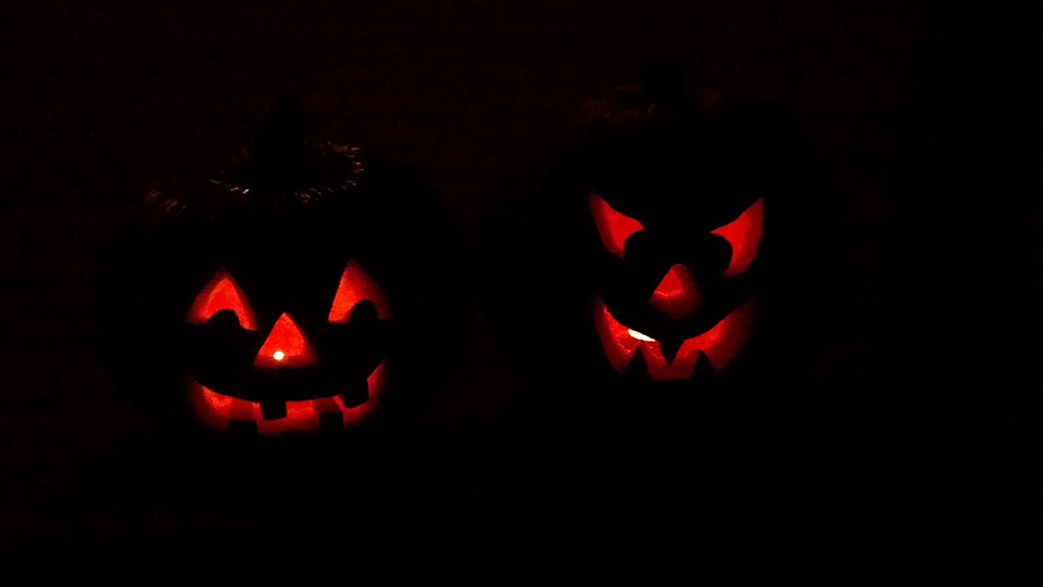 jack-o-lanterns, pumpkin, halloween