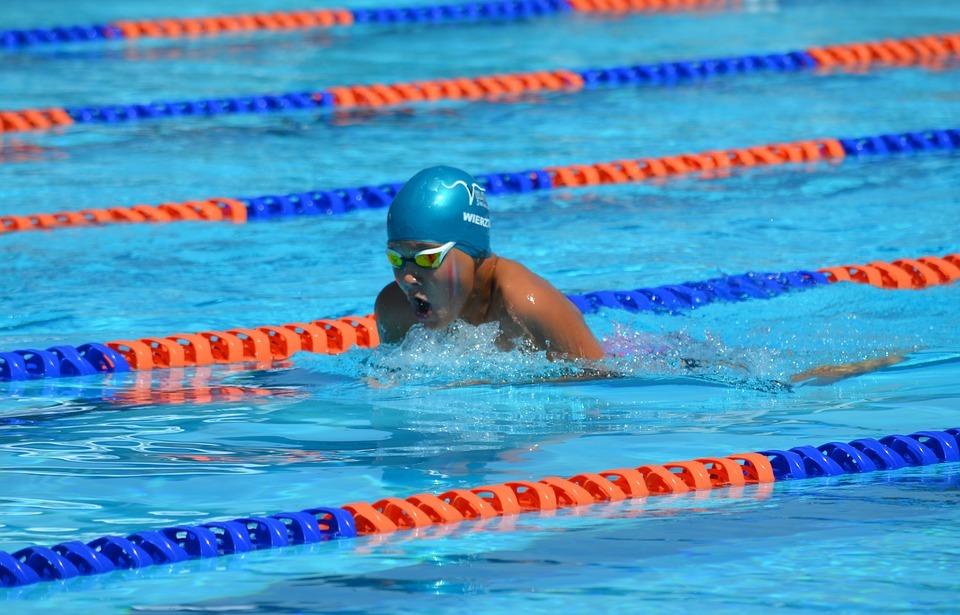 swimming, swimmer, diabetic