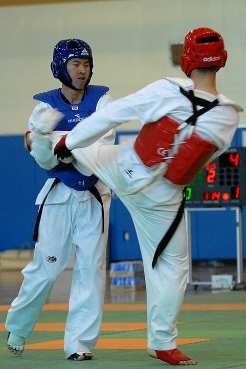 taekwondo, sport, competition