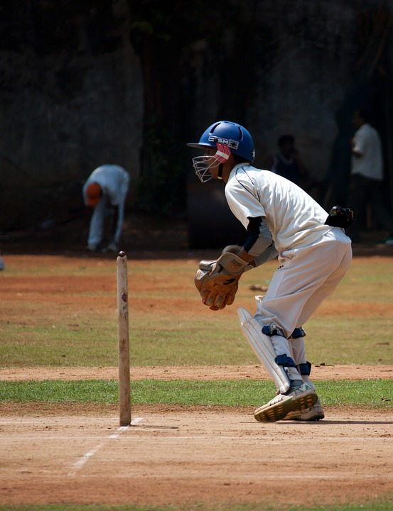 wicket keeper, sports, cricket