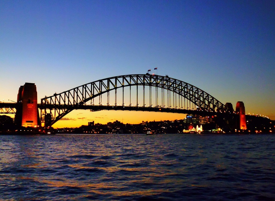 bridge, sydney, tourist attraction