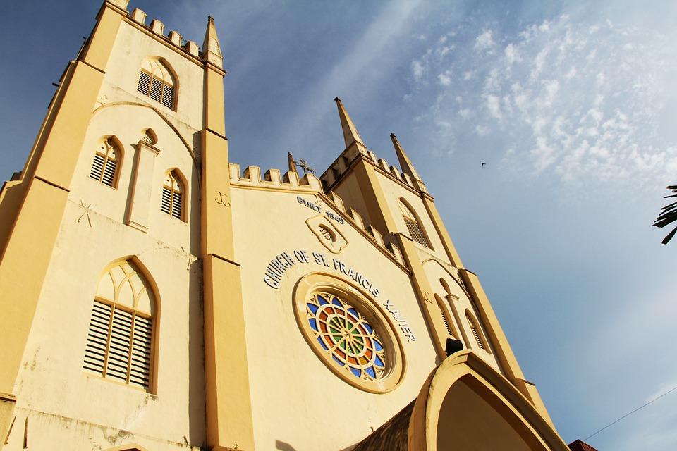 church, day, catholic