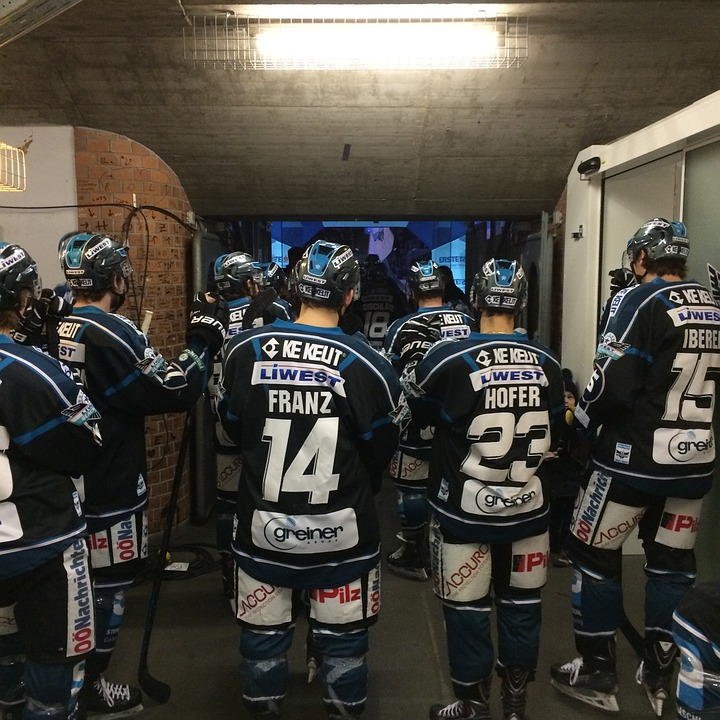 hockey, sport, ice