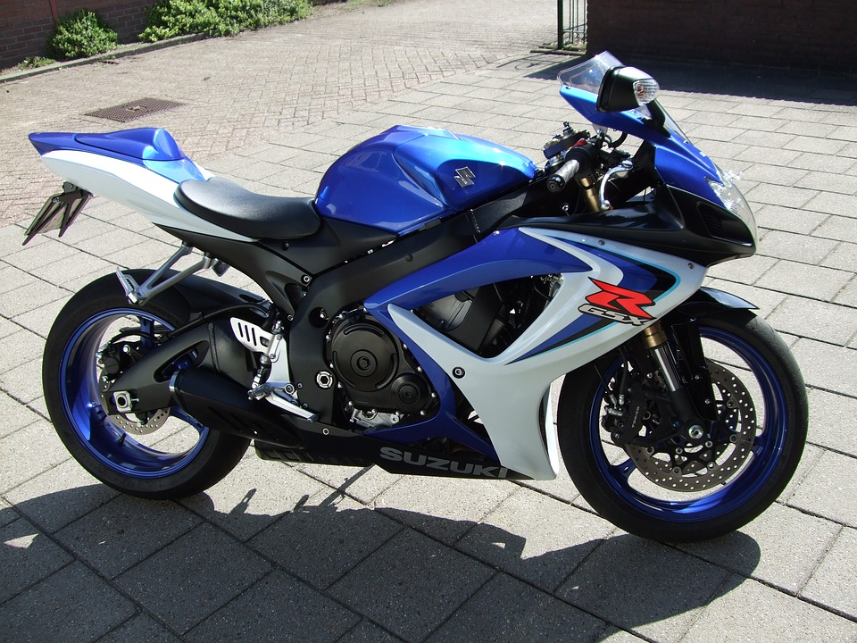 motor, racing bike, suzuki