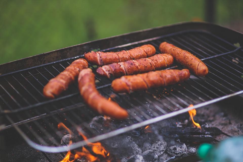 food, sausage, sausages