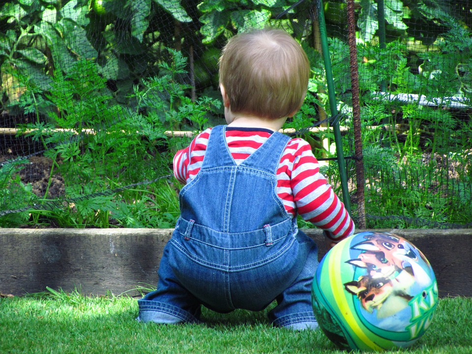 kid, play, explore