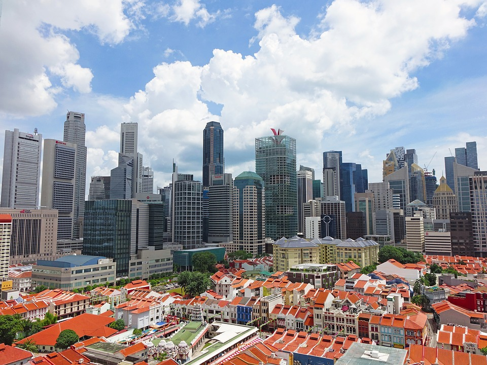 singapore, chinatown, tourist attraction