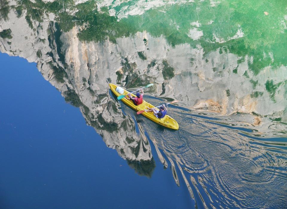 gorges you verdon, kayak, drive