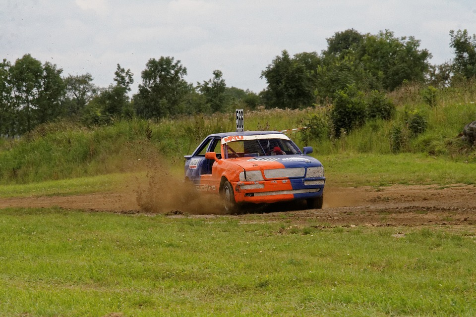 autocross, motorsport, audi