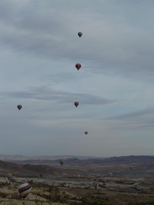 hot air balloons, captive balloons, hot air balloon ride