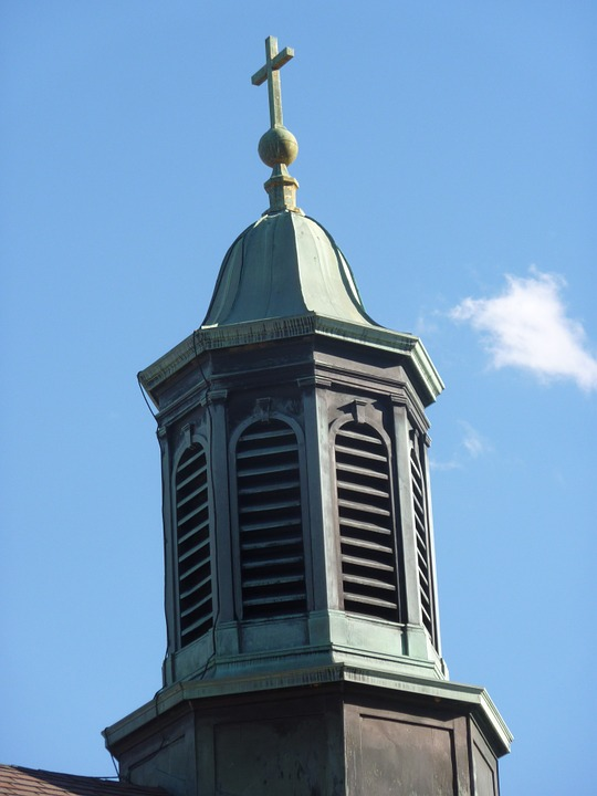 cupola, catholic school, religion