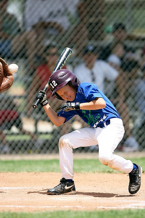 baseball, little league, batter