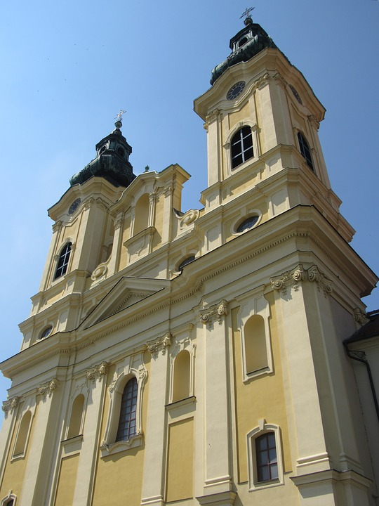 nitrify, slovakia, cathedral