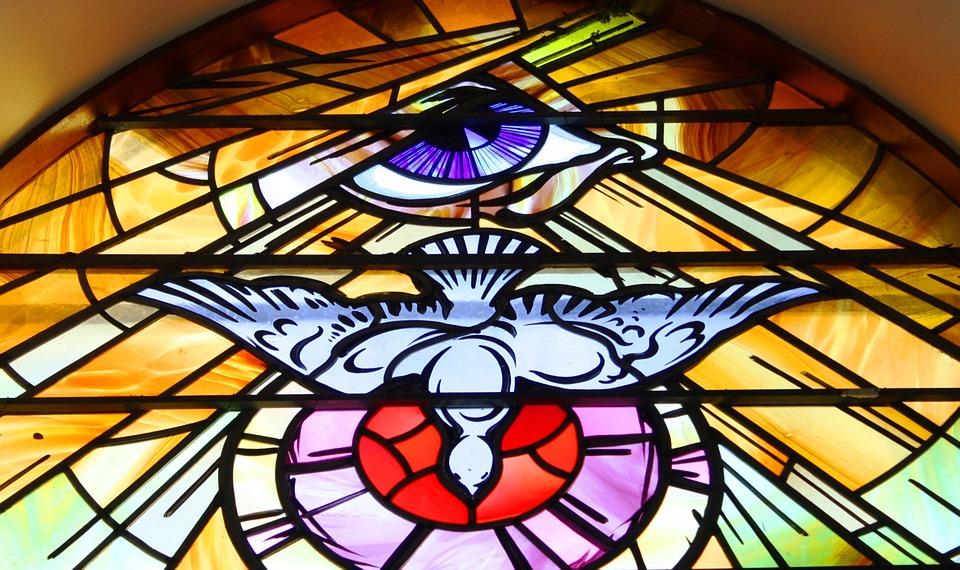 spirit, santo, catholic