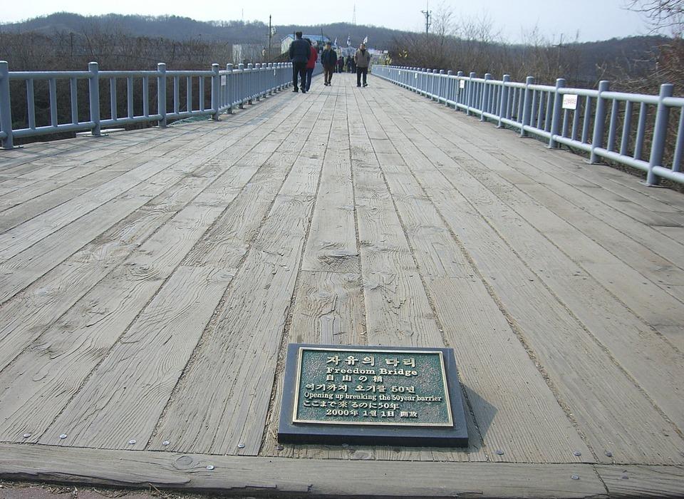 korea, dmz, border