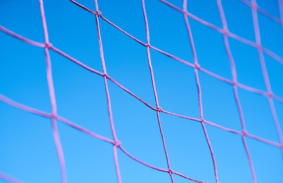 volleyball, file, network