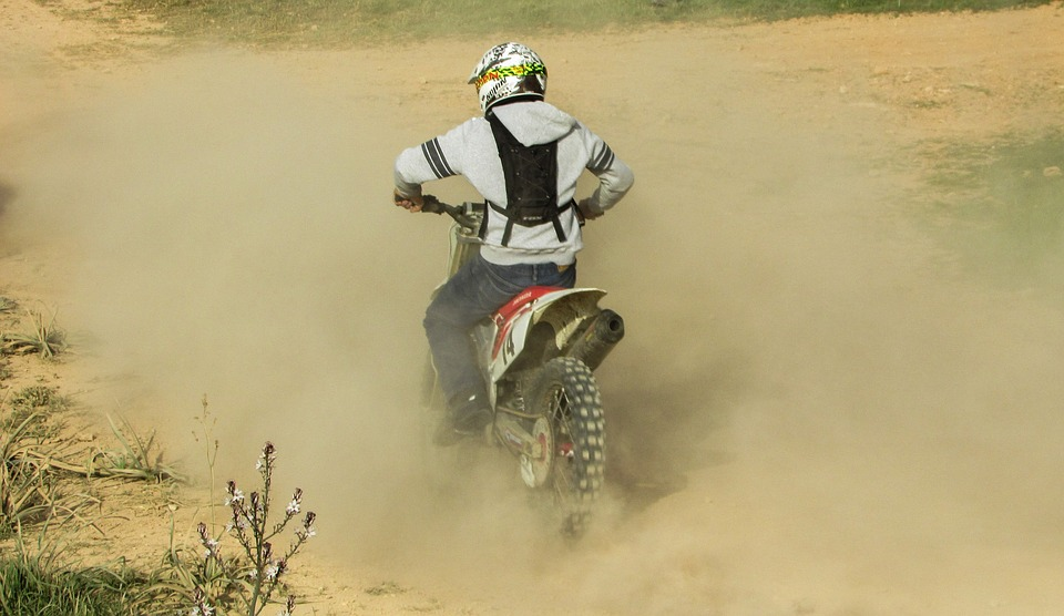 moto cross, sport, bike