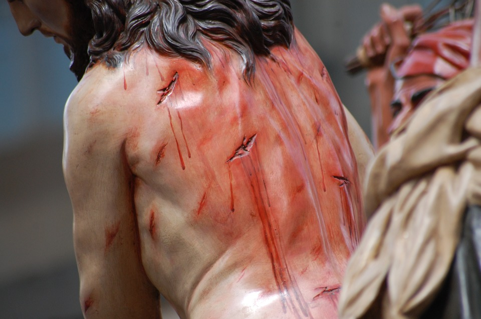 jesus, blood, processions