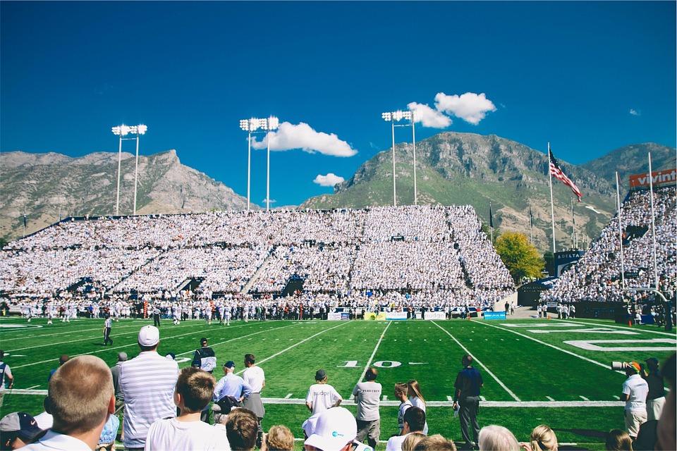 american football, stadium, football league