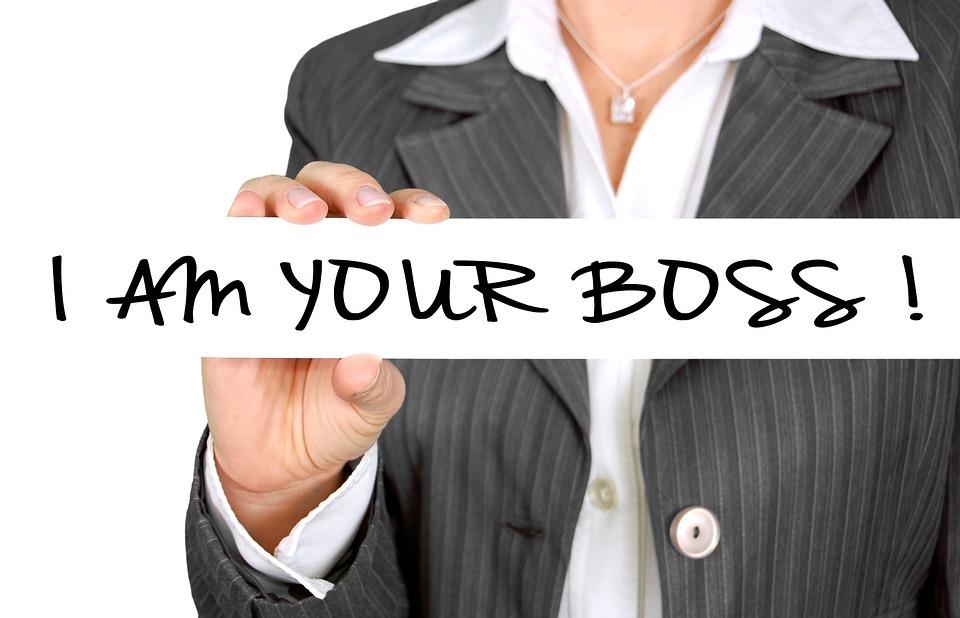boss, executive, businesswoman