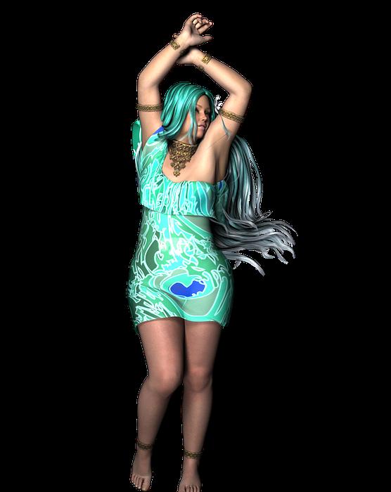 dancer, lady, fae