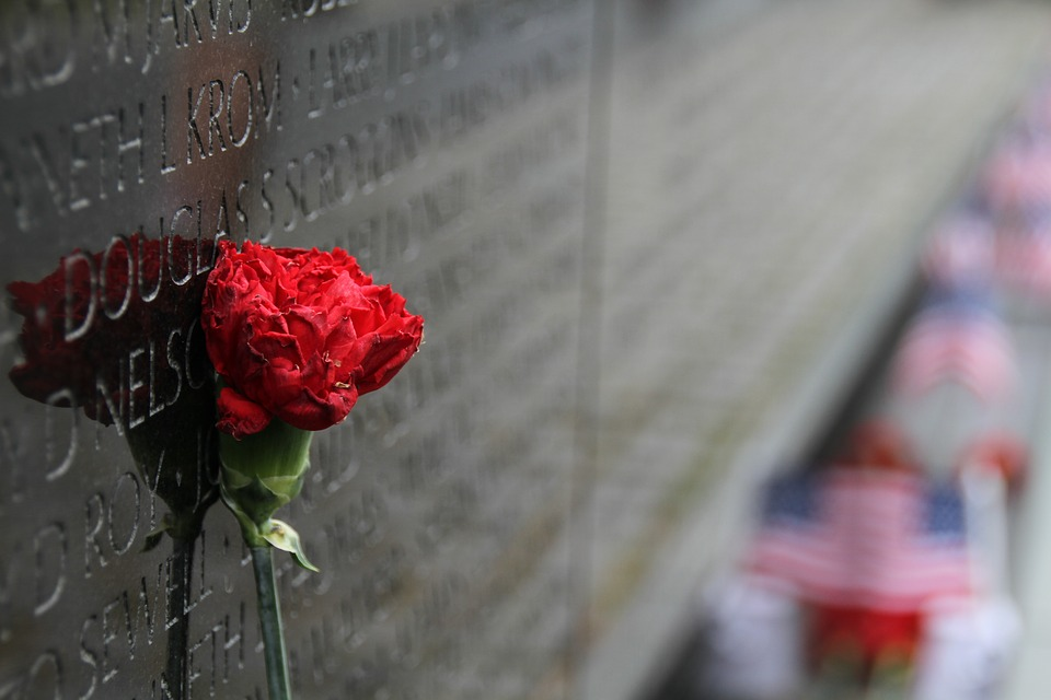 memorial, vietnam, wall