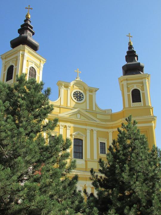basilica, roman catholic, oradea