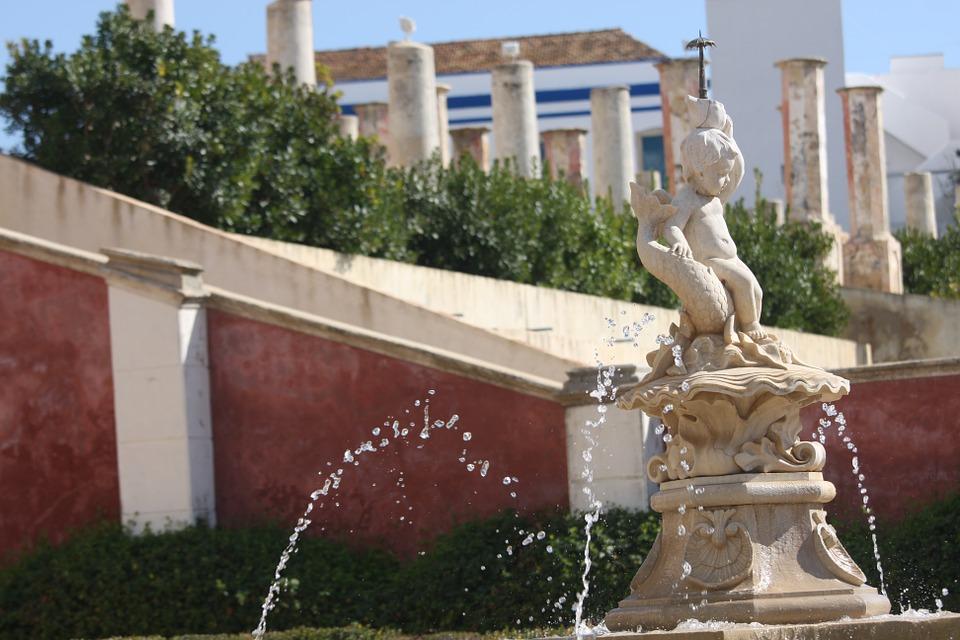 source, architecture, sculpture