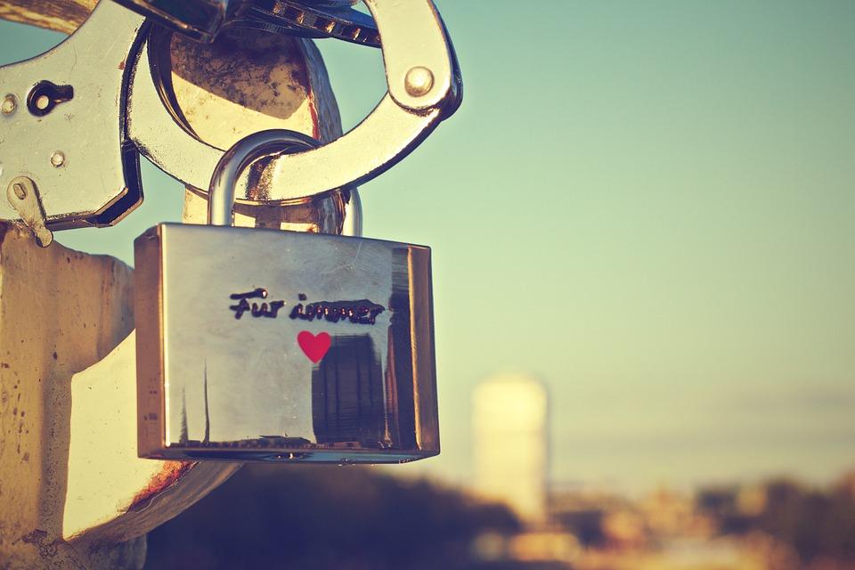 padlock, lock, locked
