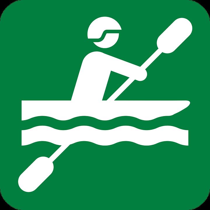 kayak, racing, helmet