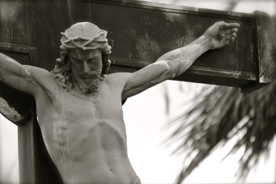 jesus, christ, statue