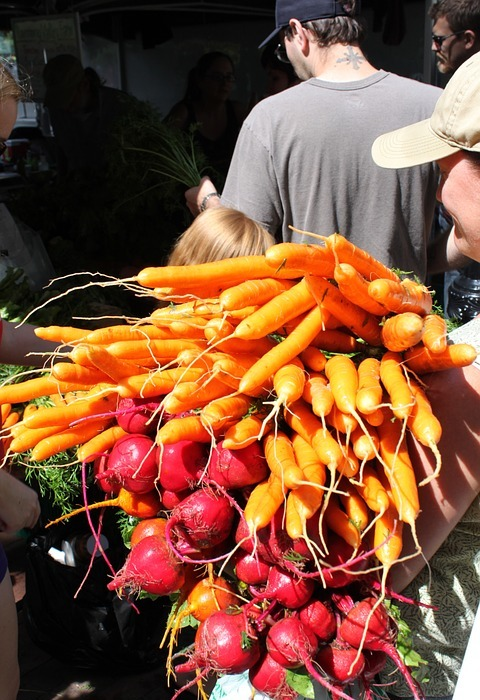 picnic, supermarket, farmer\'s market