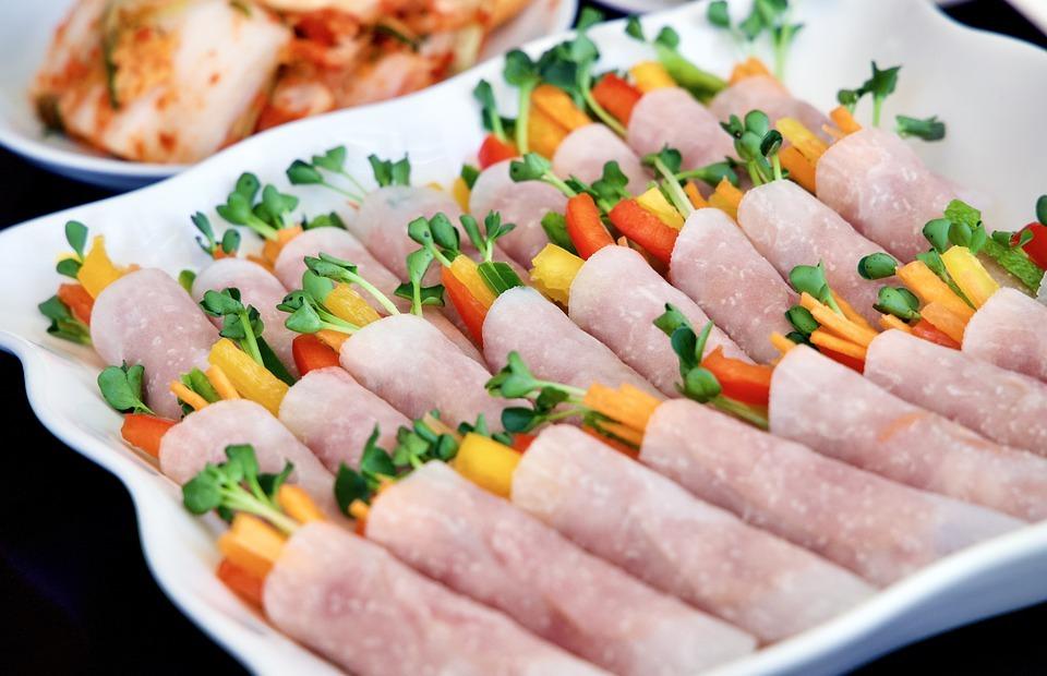 korean food, food, dish
