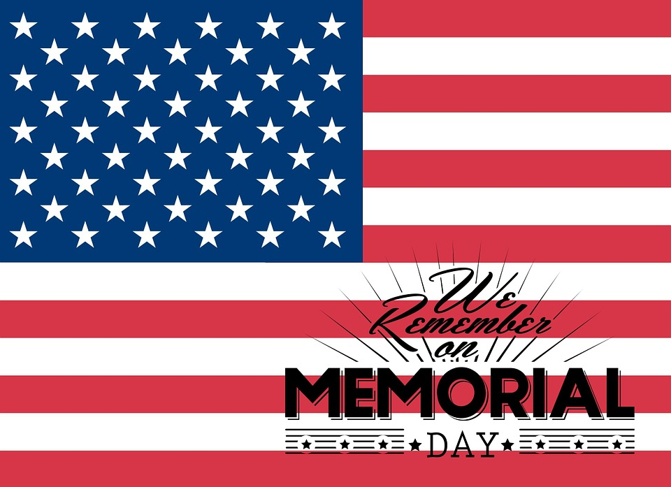 memorial day, memory, commemorate