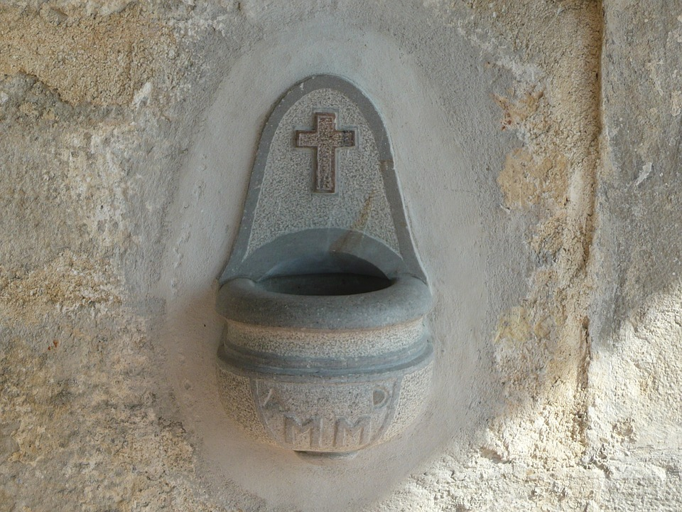 fountain, drinking fountain, szentkút