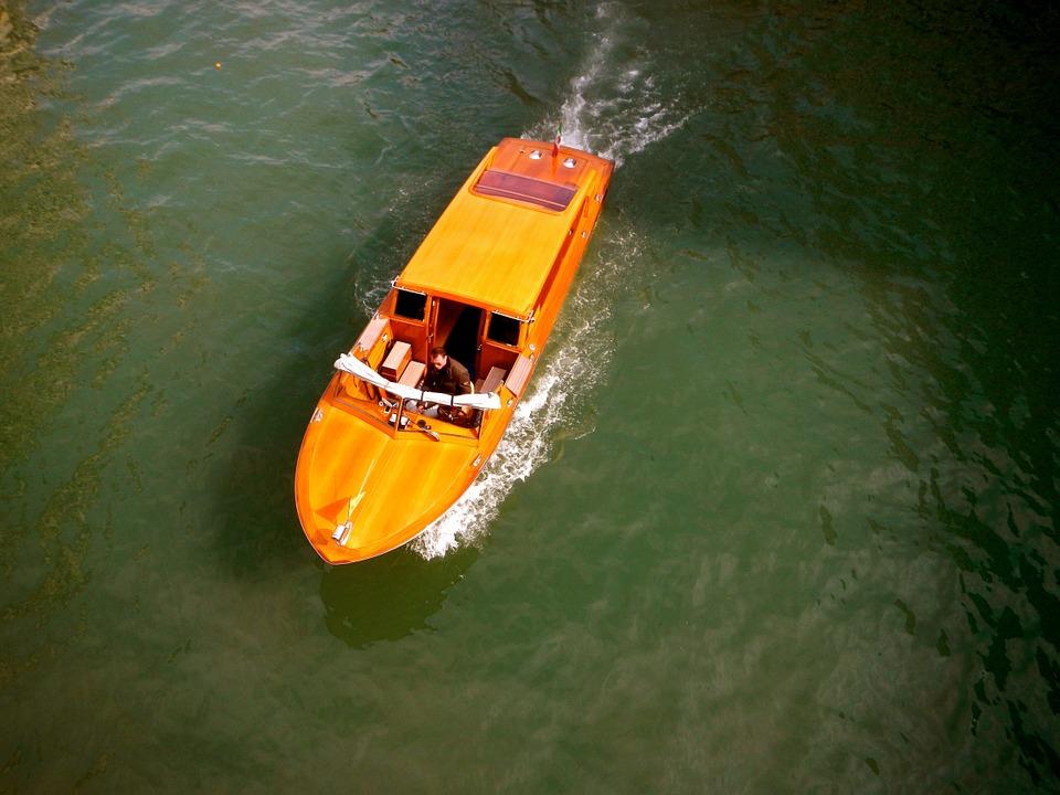 italy, boat, venice