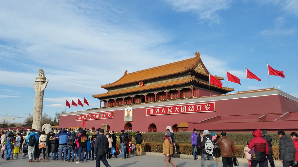 tiananmen square, beijing, attractions