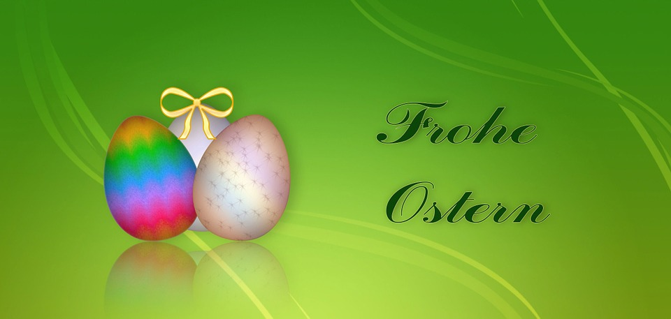 easter greeting, easter eggs, easter egg