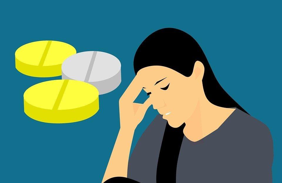headache, migraine, medicine