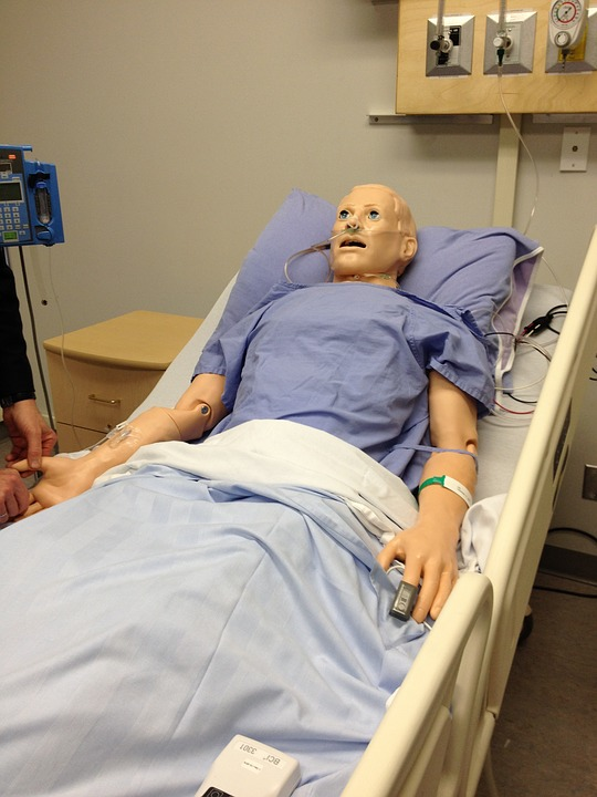 cpr, dummy, medical