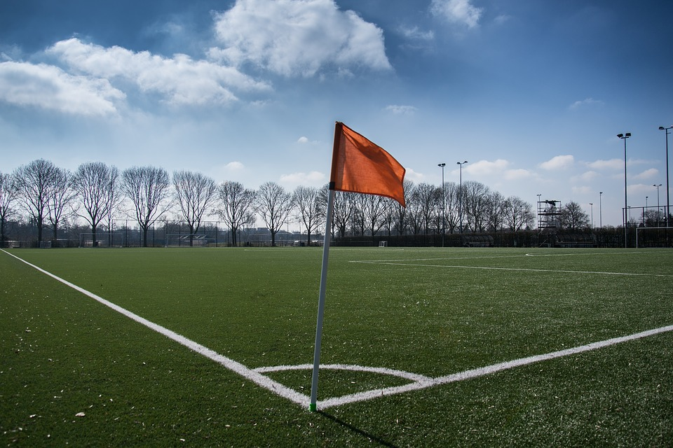 football, soccer, pitch