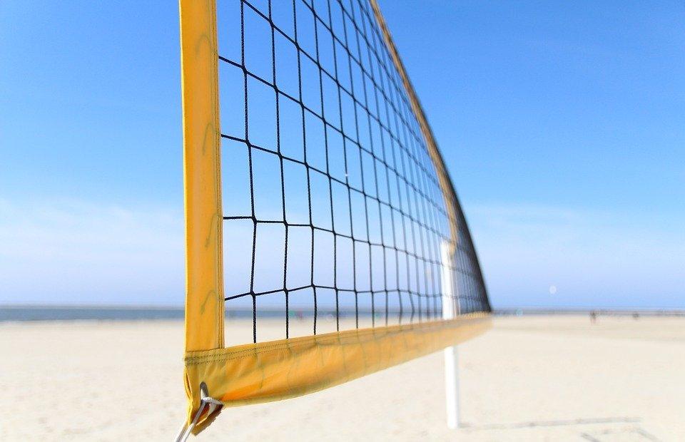 volleyball, beach, beach volleyball