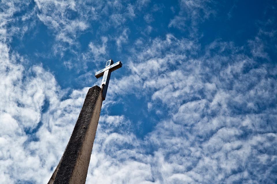 cruz, jesus, sacrifice