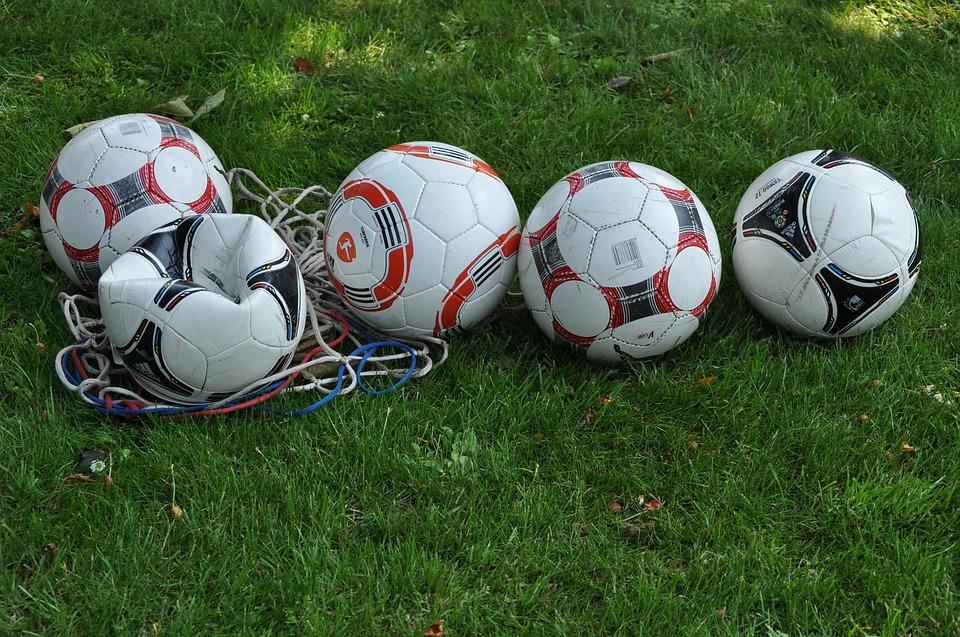 balls, footballs, football