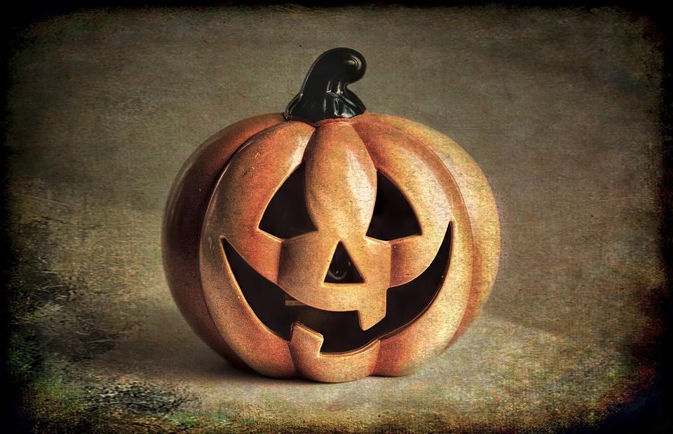 jack-o-lantern, pumpkin, halloween