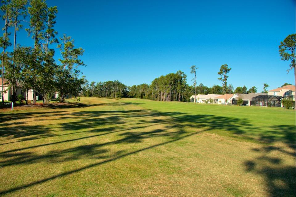florida, golf course, golf