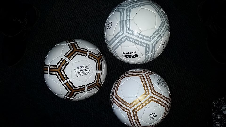 soccer, ball, game