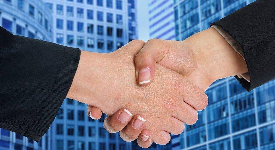 handshake, deal, business