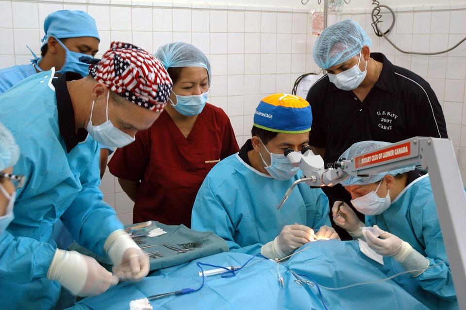 surgery, eye, health